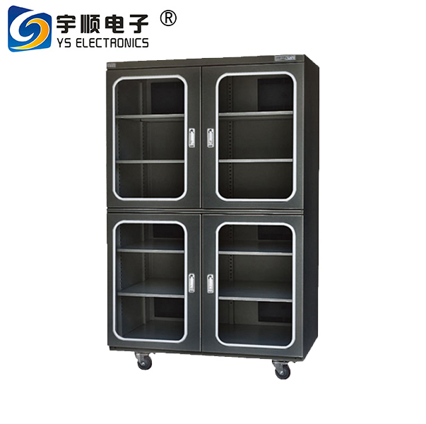 humidity control auto dry cabinet/desiccant dehumidifier for SMT/PCB/LCD/LED-YS1436