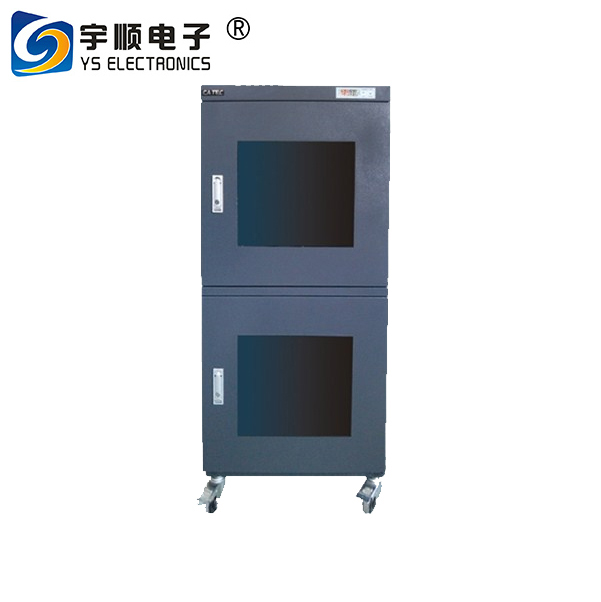 YS240 auto dry cabinet -10%rh preventing crack for pcb boards