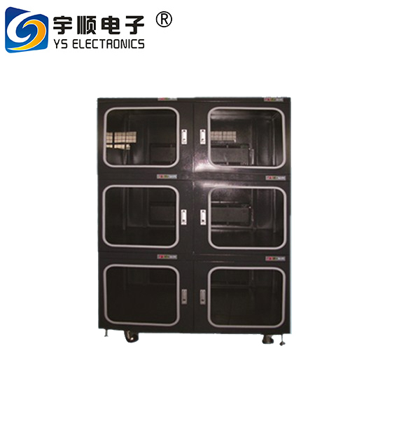 YUSHUNLI automatic drying cabinet with 6 independent chambers made in China