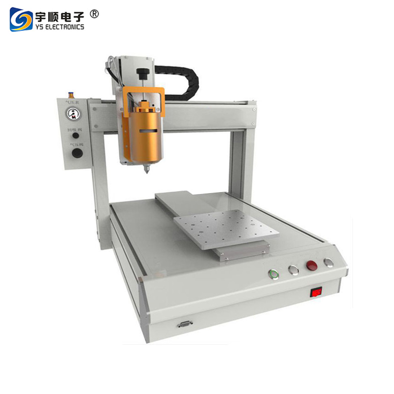 Manufacturer Silicone gel glue dispenser  Economical Solder paste glue dispenser equipment with factory price
