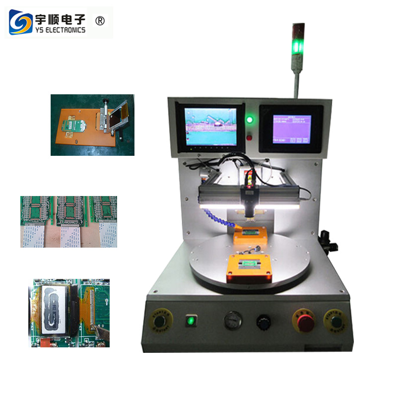 Pneumatic Hot Bar Automatic Soldering Machine Large Lcd Digital Display-Pneumatic Hot Bar Automatic Soldering Machine Large Lcd Digital Display Manufacturers, Suppliers and Exporters on pcbcuttingmachine.com Electronics Production Machinery