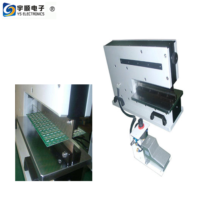 Automatic PCB Depaneling Equipment Aluminum Based Board Cutting Machine