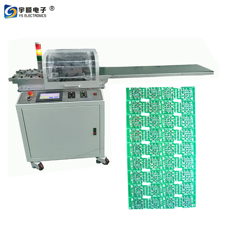 LED Strip PCB Cutting Machine-YSVJ-650
